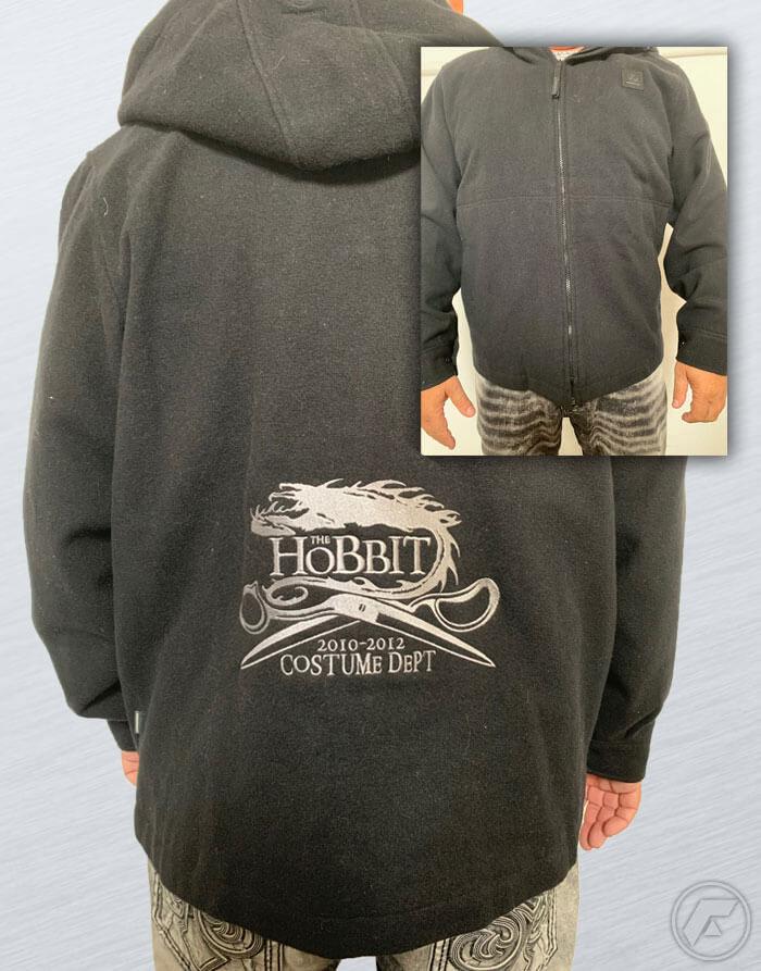 FedCon-Auktionen_Kapuzenjacke-The-Hobbit