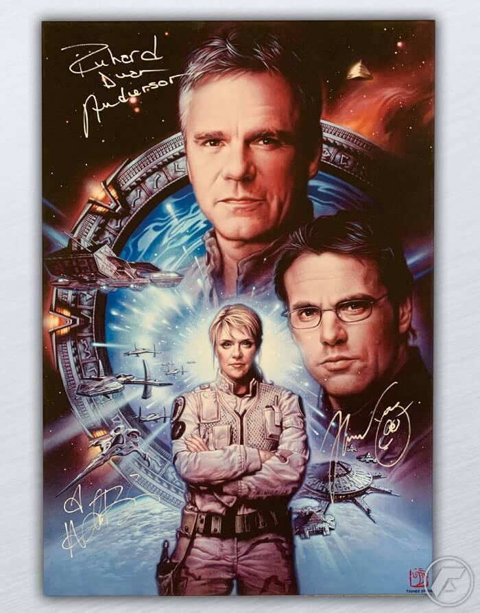 FedCon-Auktionen_Stargate_Artwork_Sanda_signiert